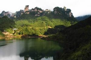 索溪峪自然保护区